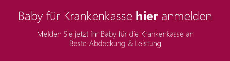 baby-krankenkasse-anmelden